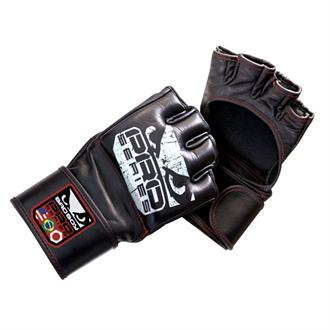 Bad Boy Leather MMA Fight Gloves